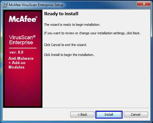 McAfee activation