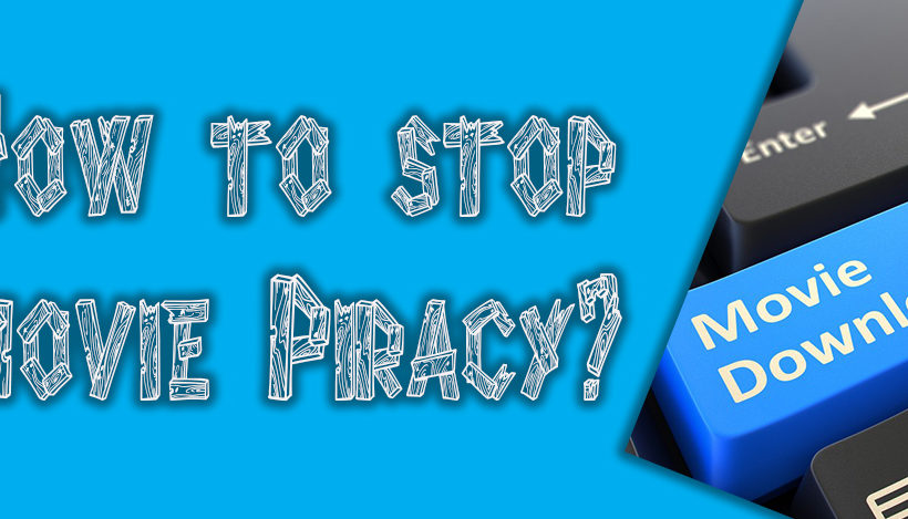 How to stop piracy